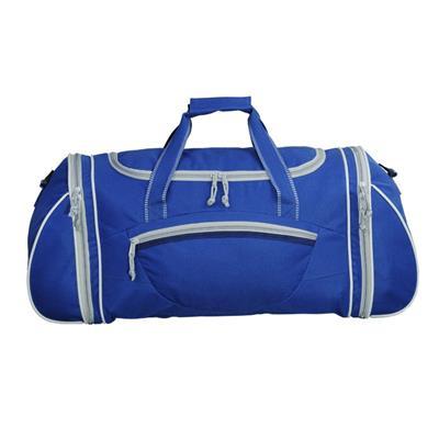 Torba podróżna Prescott, niebieski-544783