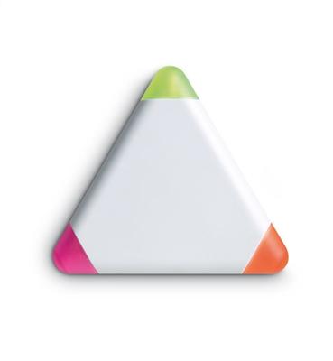 Trójkątny zakreślacz, 3 kolory MO7818-06
