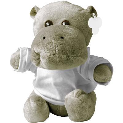 Pluszowy hipopotam, zawieszka pod nadruk-481113