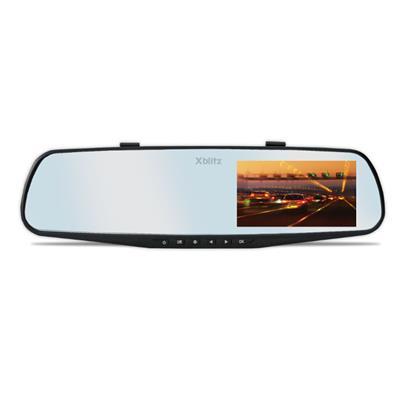 XBLITZ Mirror 2016 rejestrator lusterko