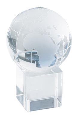 kryształowy globus Satelite