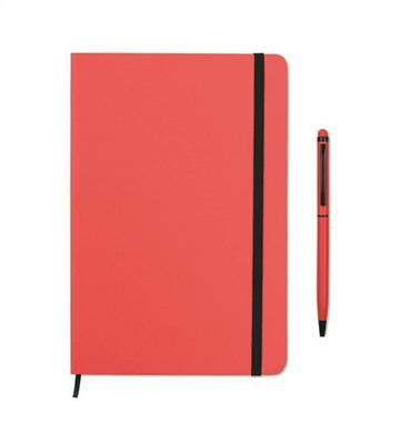 Zestaw notes z długopisem      MO9348-05