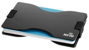 Portfel na karty kredytowe Adventurer RFID